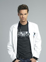 ER - Shane West as Dr. Ray Barnett