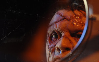 Punisher: War Zone - Dominic West as Jigsaw