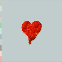 Kanye West - 808s & Heartbreak Standard Album Cover