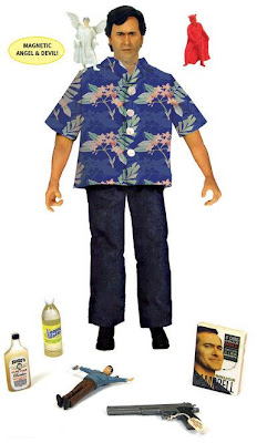 My Name Is Bruce - Bruce Campbell 12 Inch Action Figure