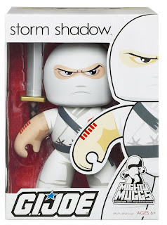 G.I. Joe Mighty Muggs Wave 1 - Storm Shadow Mighty Mugg in Package