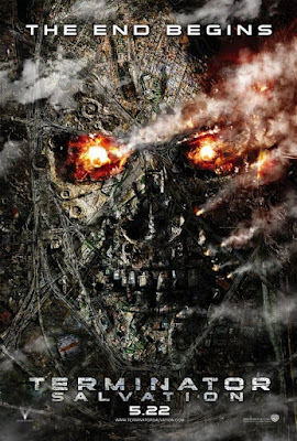 Terminator Salvation Theatrical One Sheet Movie Poster