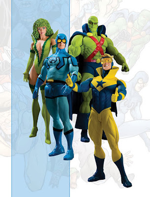 DC Direct - Justice League International Series 2 Action Figures