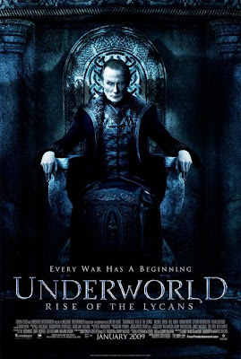 Underworld: Rise of the Lycans Character Movie Poster - Bill Nighy as Viktor