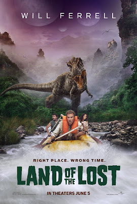 Land of the Lost Teaser Movie Poster