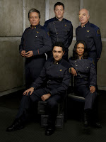 Battlestar Galactica - The Crew of the Battlestar Galactica