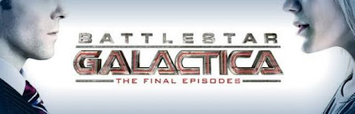 Battlestar Galactica - The Final Episodes Billboard