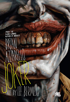 The Joker by Brian Azzarello and Lee Bermejo Cover Artwork