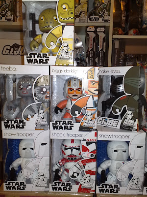 Future Star Wars Mighty Muggs Releases For 2009 - Waves 8 and 9 Front