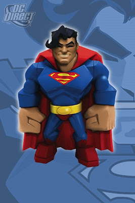 DC Direct - Classic Superman Uni-Formz Vinyl Action Figure