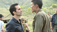 Lost - Nestor Carbonell as Richard Alpert and Tom Connolly as a young Charles Widmore