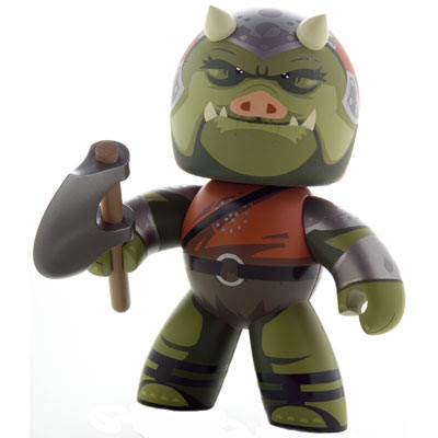 Star Wars Mighty Muggs Internet Exclusive Wave - Gamorrean Guard Mighty Mugg