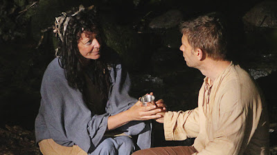 Lost - Across the Sea - Allison Janney as Mother & Mark Pellegrino as Jacob