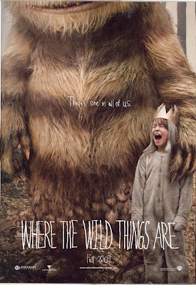 Where The Wild Things Are Teaser Movie Poster
