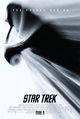 Star Trek One Sheet Enterprise Movie Poster