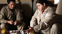 Lost - Whatever Happened, Happened - Ken Leung as Miles Straume & Jorge Garcia as Hurley Reyes