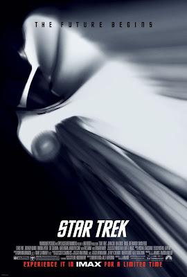 Star Trek IMAX Enterprise One Sheet Movie Poster