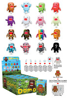 Blind Box Domo 2 Inch Qee Series
