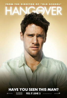The Hangover Character Movie Posters - Justin Bartha as Doug Billings (a.k.a. The Missing Groom)
