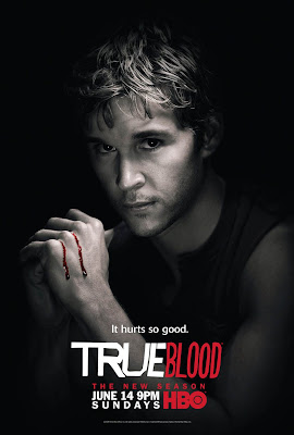 True Blood Season 2 Character Television Posters - Ryan Kwanten as Jason Stackhouse