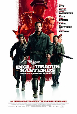 Inglourious Basterds Theatrical One Sheet Movie Poster