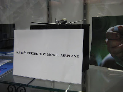 Lost: The Auction - Kate's Toy Plane