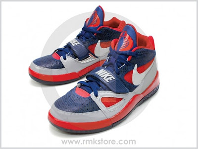 Nike x G.I. Joe Cobra Sneaker Set - Cobra Commander Alpholution Supreme Sneakers