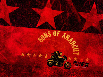 Sons of Anarchy Season 2 Wallpaper