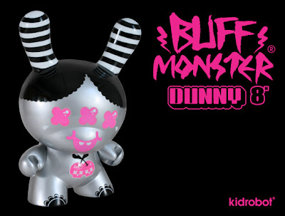 Kidrobot - Buff Monster 8 Inch Dunny