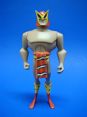 Justice League Unlimited B'wana Beast Action Figure