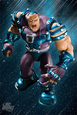 DC Direct Blackest Night Series 5 - Black Lantern Mongul Deluxe Action Figure