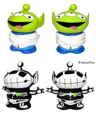 Disney/Pixar x MINDstyle Alien Invasion: When Aliens Meet Artists - Toy Story Aliens by Rick Law