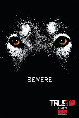 True Blood Season 3 One Sheet Television Teaser Poster - Bewere