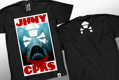 Johnny Cupcakes Sharky T-Shirt