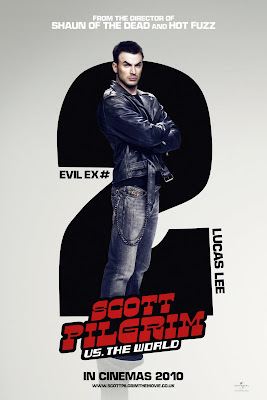 Scott Pilgrim vs. The World - Chris Evans as Evil Ex #2 - Lucas Lee