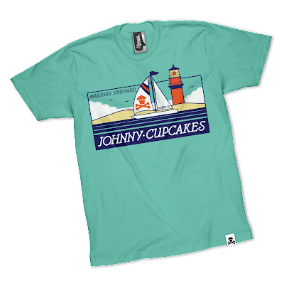 Johnny Cupcakes Martha's Vineyard Pop-Up Shop Exclusive T-Shirt