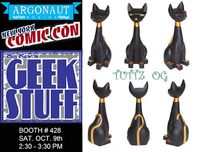 Big Kev's Geekstuff Exclusive OG Tuttz Wave 1 by Argonaut Resins