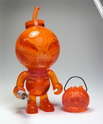 Jamungo - Halloween BUDCAT Resin Figure by Scott Wilkowski