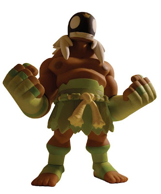 King Katch Vinyl Figure OG Colorway by Muttpop