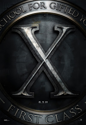 X-Men: First Class Teaser One Sheet Movie Poster
