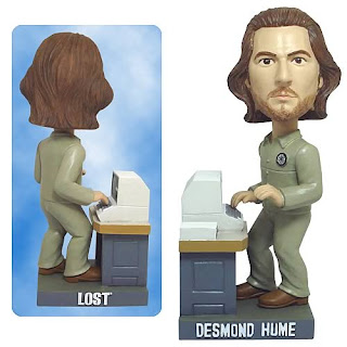 Desmond Hume LOST 7 Inch Bobble Head by Bif Bang Pow