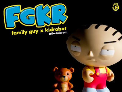 Family Guy Mini Figure Series by Kidrobot