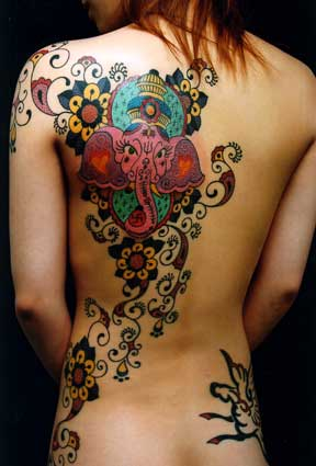 pretty tattoos for women