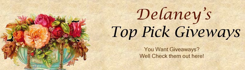 Delaney's Top Pick Giveaways