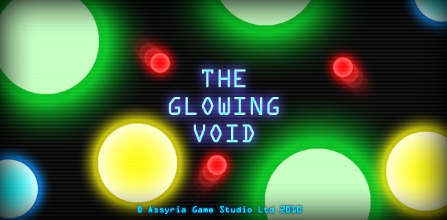 The Glowing Void iPhone