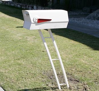 rhan vintage mid century modern blog vintage mailboxes. Black Bedroom Furniture Sets. Home Design Ideas