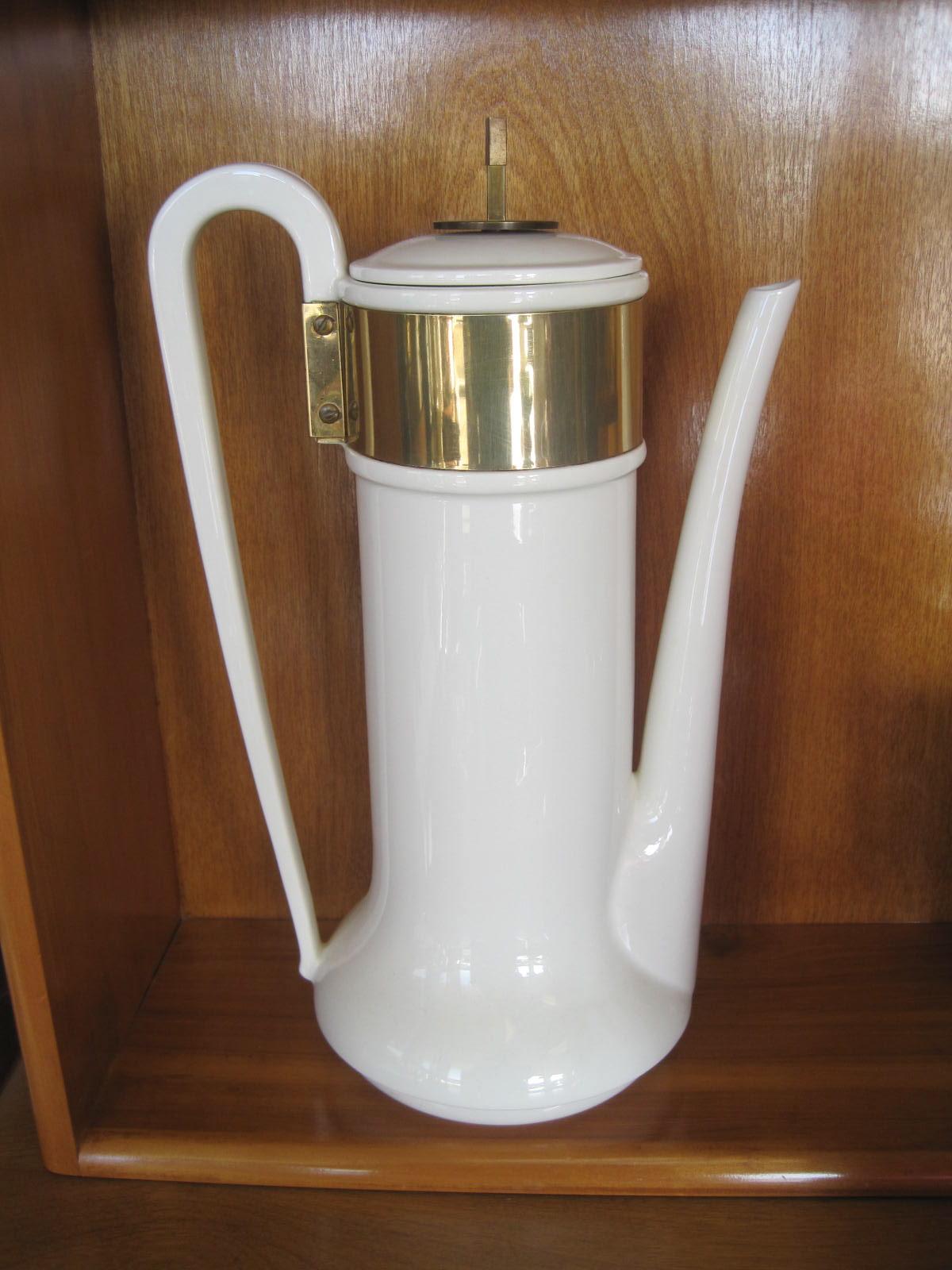 Ernest John Coffee Pot $125