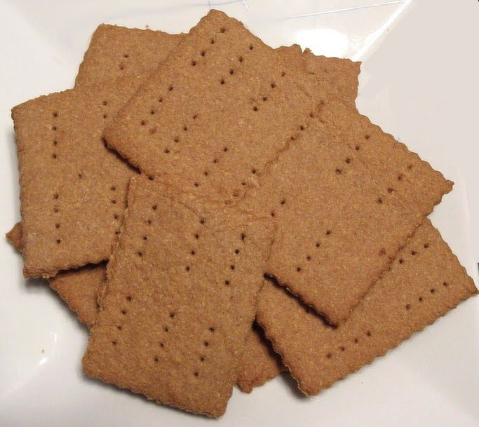 Cookistry: Home Made Graham Crackers