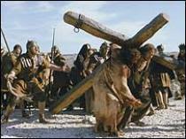Isus se sacrifica pentru omenire...