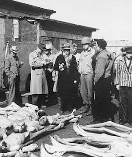 Hiding Holocaust evidence